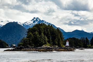 Sitka Island Lighthouse