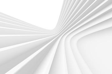 Fotobehang - Abstract Monochrome Background. Minimal Futuristic Design.
