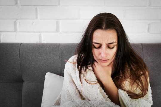 Girl has fever, cough, headache shortness of breath