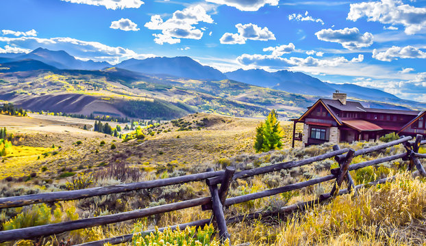 House in Silverthorne, Colorado