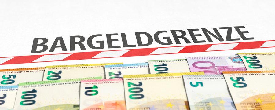 Bargeldgrenze Euro