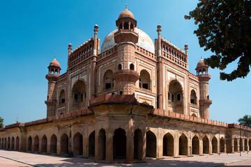 Autocollant pour porte Delhi Gorgeous view of Safdarjung's Tomb in Delhi, India.