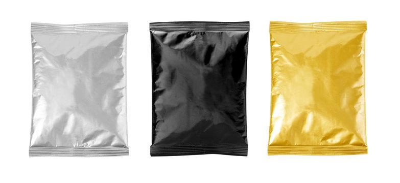 Foil plastic  bags