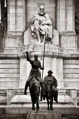 Fototapete - Madrid Plaza de Espana