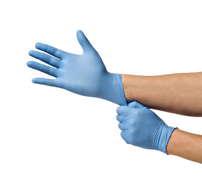 latex glove protective protection virus corona coronavirus disease epidemic medical health hygiene hand
