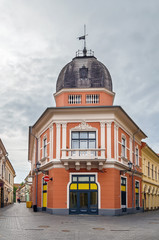 Wall Mural - Street in Eger, Hungary