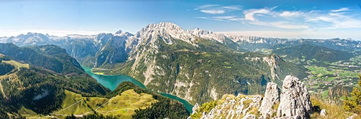 Berg, lake,see,Landschaft, Natur, Himmel, Berg, Aussicht, Wald, Alpen, Grün,  Mountain, landscape, nature, sky, mountain, view, forest, alps, green, Fototapete