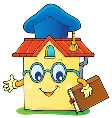 Photo sur Aluminium Enfants Home schooling theme image 4