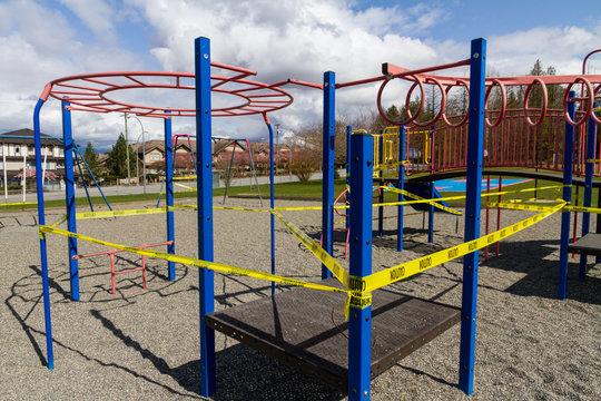Playground Lockdown