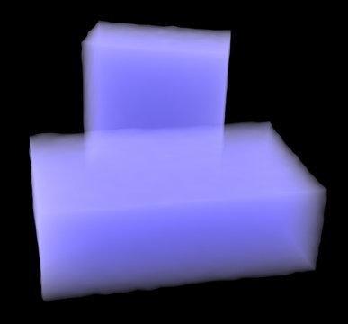 Silica aerogel material