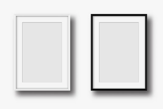 Wall modern painting frame .