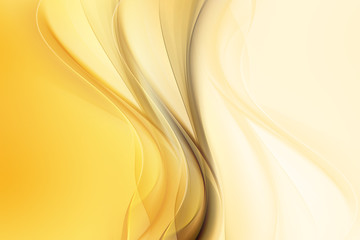 Wall Mural - Modern and fashion abstract gold background. Very trendy design interior home.