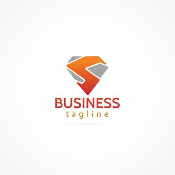 letter S logo icon
