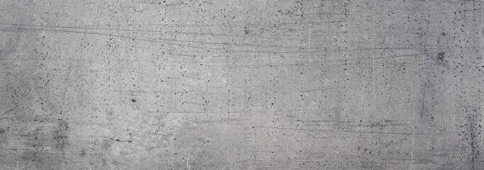 Panorama von Beton oder Zement Struktur grau für website header oder Banner