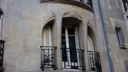 windows of a church