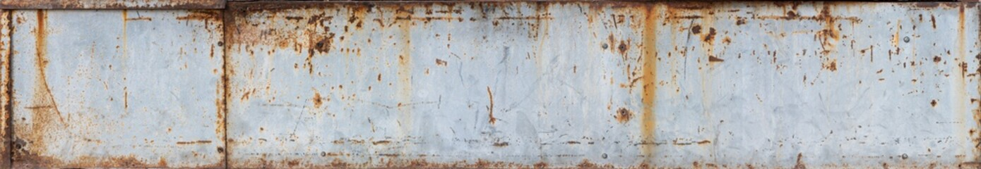 Old metal plate with rust hi-res texture
