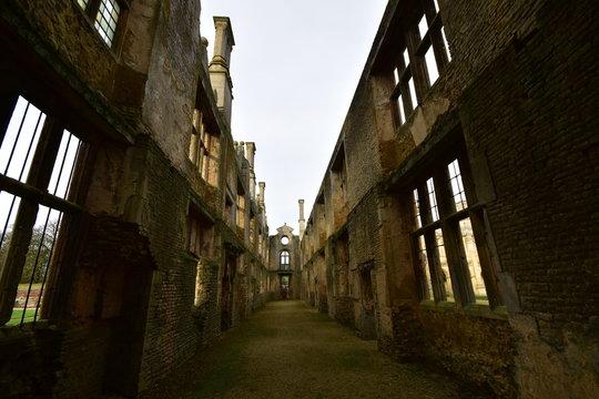 Kirby Hall Gretton Northamptonshire England