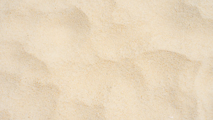 Wall Mural - Sand texture as bavkground