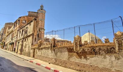 Wall Mural - Oran, Algeria, Historical center