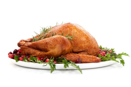 Smoked Cranberry Turkey