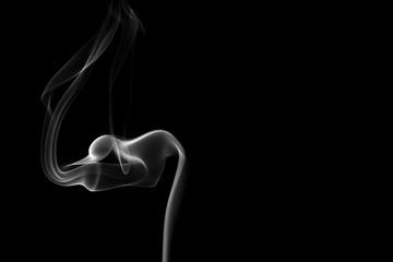 Obraz Dym z kadzidła. - fototapety do salonu
