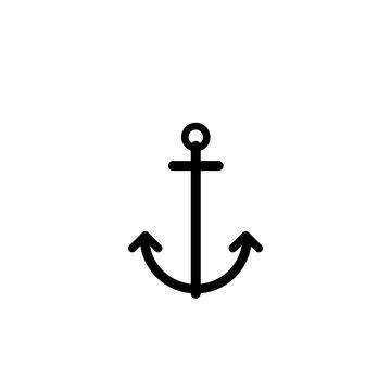 anchor ship icon