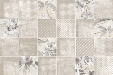 Papiers peints Fleurs Vintage vintage background with flowers