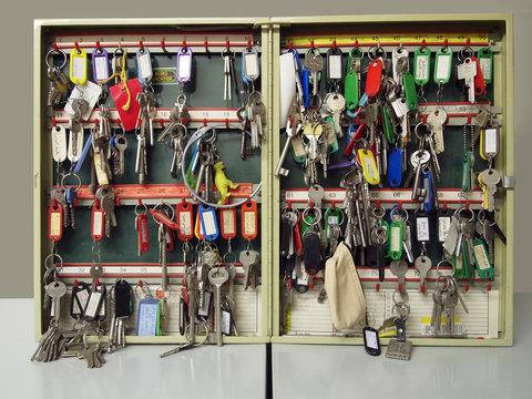 key box for property management