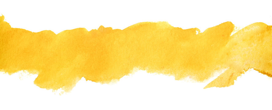 yellow stripe watercolor texture