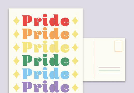 Bold Pride Postcard Set