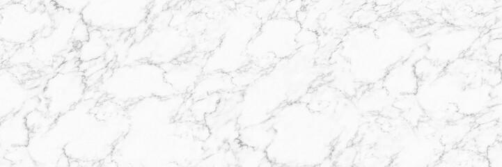 Wall Mural - horizontal elegant white marble background