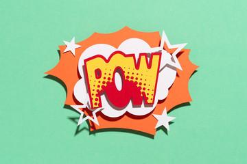Pow sound effect