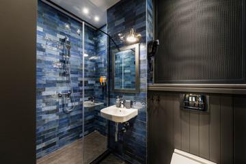 Contemporary Bathroom Fotobehang