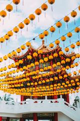 Lanterns in Kuala Lumpur