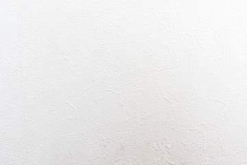 凹凸のある白い壁 Fototapete