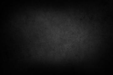 Grunge black textured background