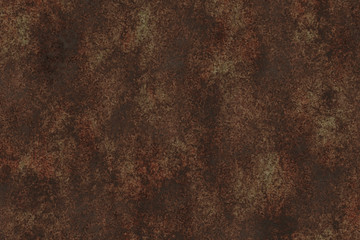 Fotobehang Leder rust metal surface