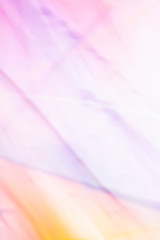 Abstract Blurred Background in Vibrant Colours