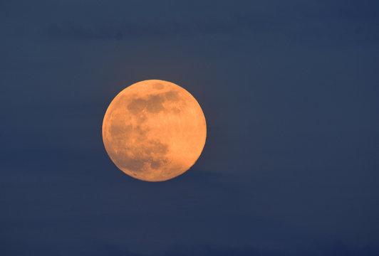 Super Pink Moon April 2020