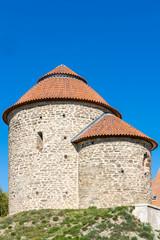 Fotomurales - Rotunda of the Holy Catherine, Znojmo, South Moravia Czech Republic