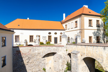 Fototapete - Znojmo Castle, South Moravia Czech Republic