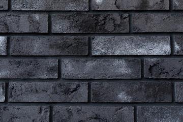 Modern brick wall texture background