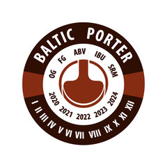 Obraz Baltic Porter - fototapety do salonu