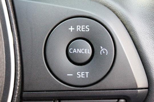 Modern vehicle cruise control