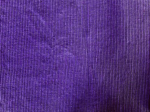 Violettes Tischset