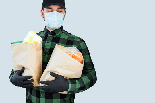 Safe food delivery during outbreak and quarantine.
