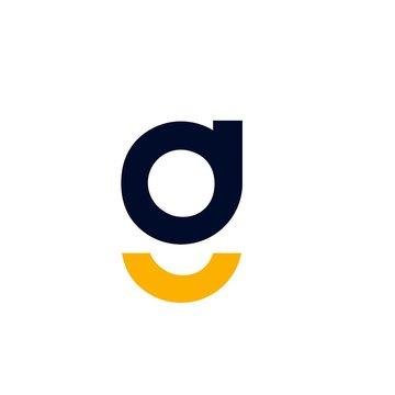logo G icon vector