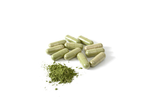 Andrographis paniculata extract capsules