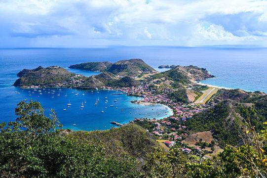 Magnifique ile des Saintes en Guadeloupe