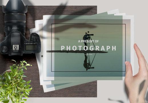 Landscape Photography Layout